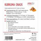 Kurkuma-Snack 35g (1 Stück)
